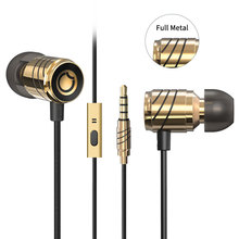 GGMM C800 Earphone With Microphone for Phone HiFi Earphone fone de ouvido Earbuds Handfree