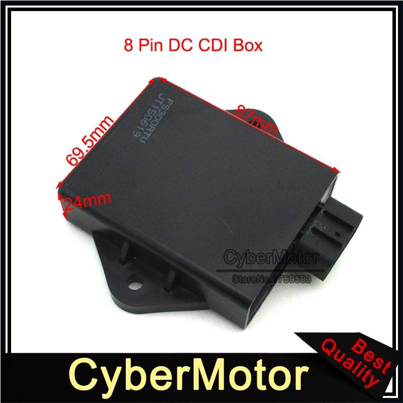 CDI ECU Ignition Black Rev Box Honda TRX300EX TRX 300EX 2003 2004 2005 2006