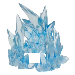 Image 3 - 2019 새로운 도착 얼음 효과 모델 얼음 효과 장식 일반 규모 모델 보라색 액션 & 장난감 그림