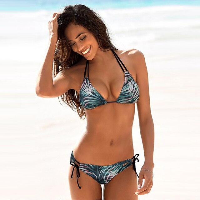 Bikini Set Two Piece Suit