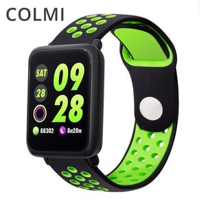 COLMI M28 Smart Watch Men Bloo