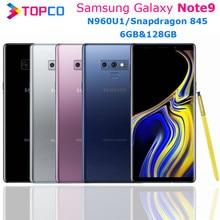 Samsung galaxy note9 nota 9 n960u1 128gb desbloqueado núcleo octa 6.4