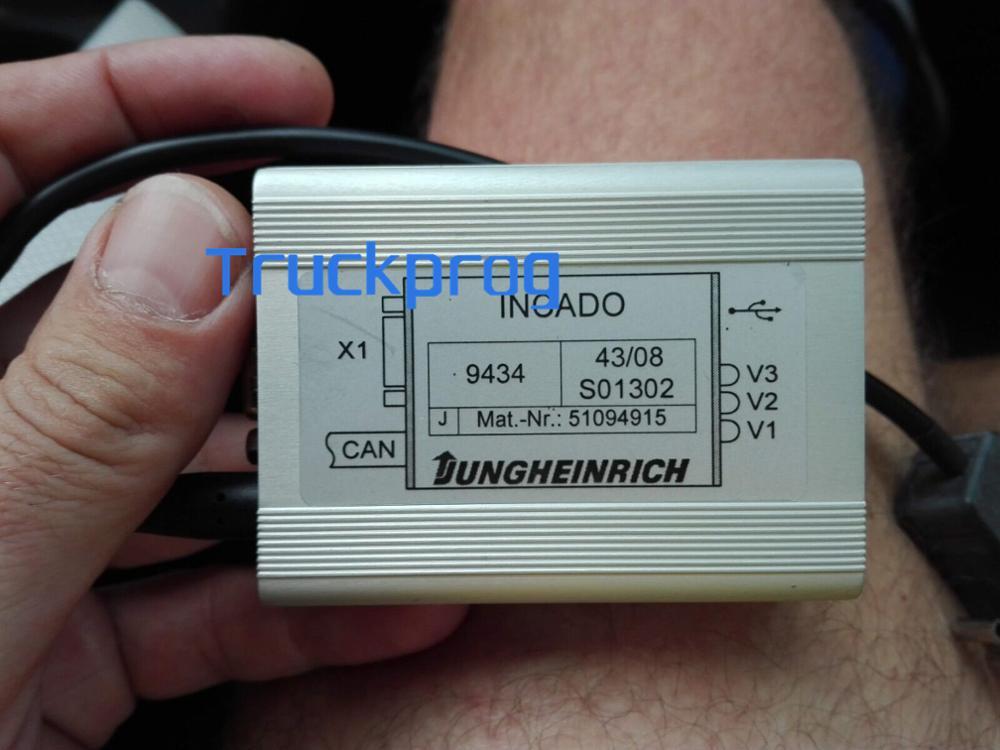 JUDIT 4 Jungheinrich Judit Box Incado With Jungheinrich Forklift Diagnosis Cable Judit Incado Diagnostic+JUDIT ET &JUDIT SH