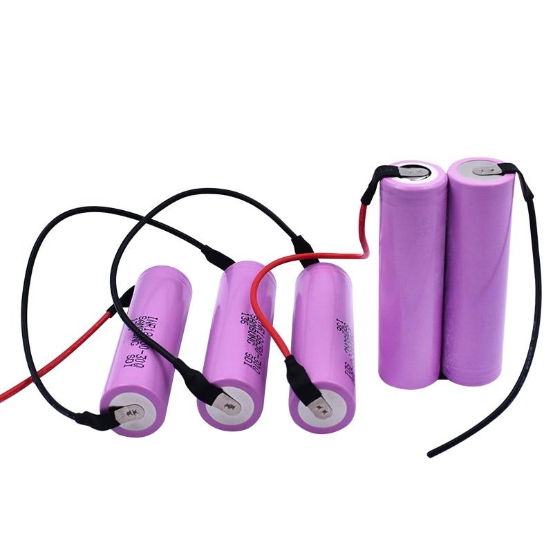 3000mah 18650 Li-ion Battery For Electrolux ZB2904X ZB2941 ZB2943 ZB2942 ZB3012 ZB3013 ZB3011 APOPI1 Handheld Vacuum Cleaner