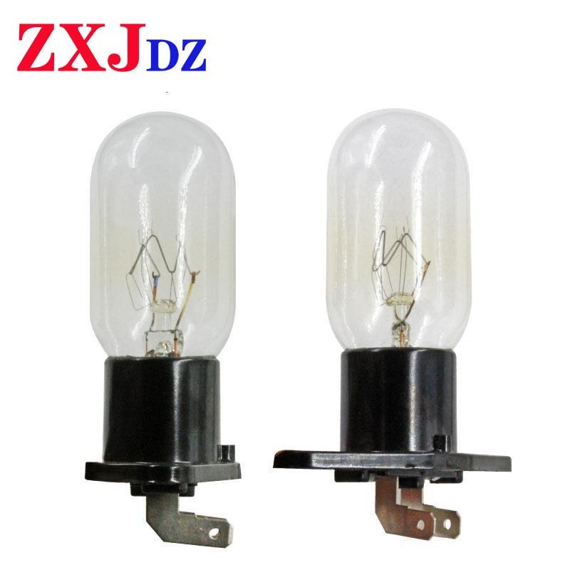 Microwave Bulb Refrigerator Lighting Bulb 240v25w With Holder