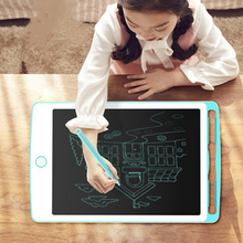 Children 8.5/10 Inches LCD Drawing Board Handwriting Magnetic Pad Electronics Blackboard Baby Painting Writing Gift