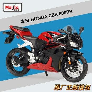 цена на Maisto 1:12 Honda CBR600RR Diecast Alloy Motorcycle Model Toy