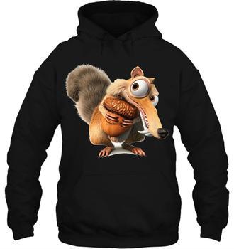 Ice Age Scrat Fashion Streetwear men women Hoodies Sweatshirts фото