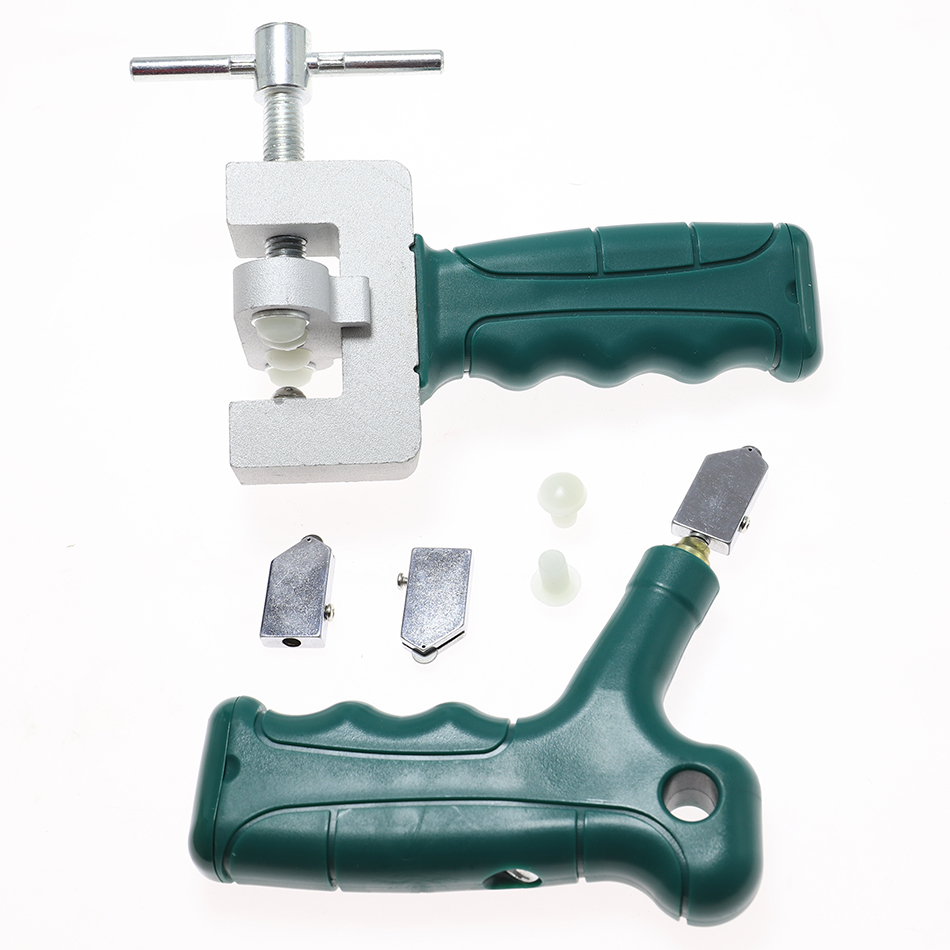 Tile Cutter Kit Professional Diamond Tipped Glass Tool Window Craft For Portable Hand Tools Tile Cutting Machine
