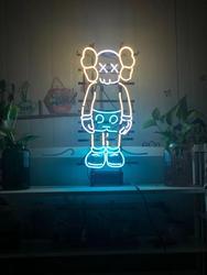 Angepasst XX Neon Zeichen Licht Neon Licht Echt Glas Lampe für Home Schlafzimmer Pub Hotel60cm