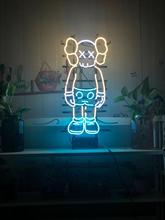 Customized XX Neon Sign  Light  Neon Light Real Glass Lamp for Home Bedroom Pub Hotel60cm neon sign we love harley neon signs real glass tubes neon bulb signboard custom lighted with plastic board neon lights for sale