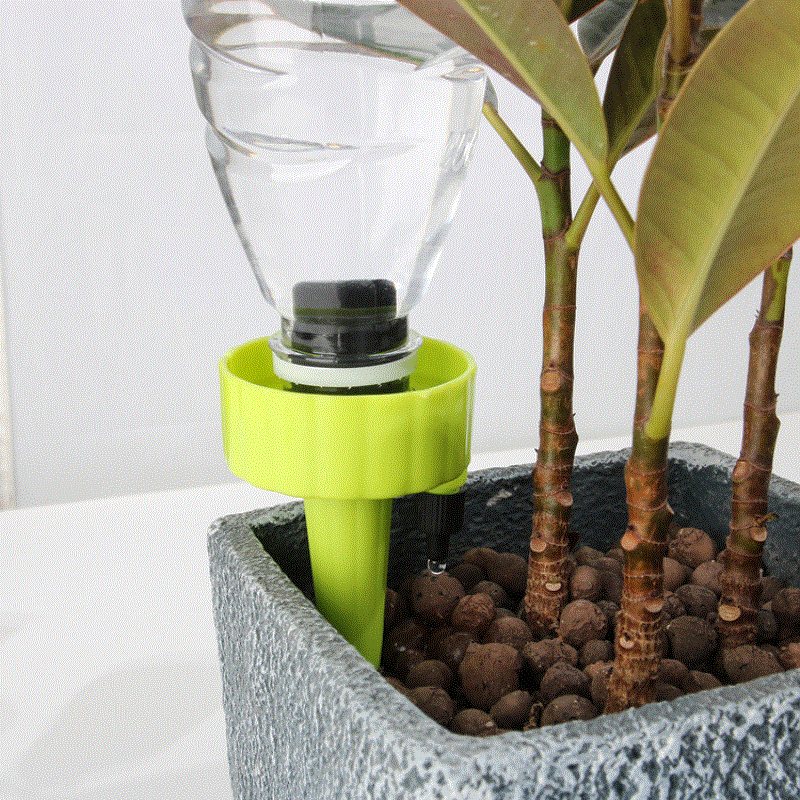 Automatic Watering Device Dripper Potted Watering Artifact Drip Lazy Watering Device Water Seepage Plant Drip Irrigation