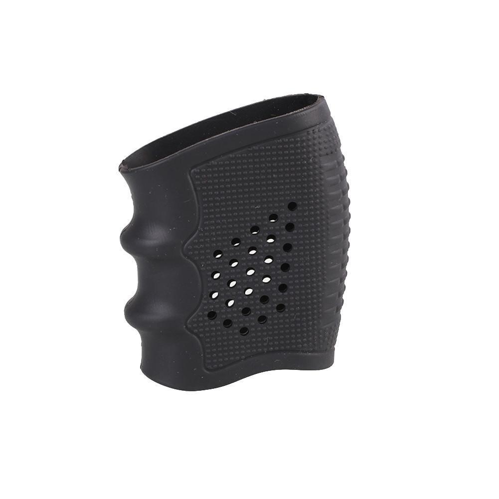 Tactical Pistol Rubber Grip Glove Cover Sleeve Anti Slip Handguns For Glock