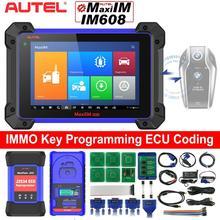 2020 Autel MaxiIM IM608 IM508 OBD2เครื่องมือสแกนเนอร์เครื่องมือวินิจฉัย IMMO การเขียนโปรแกรมคีย์