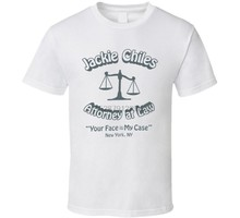 Seinfeld Jackie Chiles Attorney At Law T Shirt Cheap wholesale tees mens tee shirts Fashion Style Men Tee NEW ARRIVAL tees(China)