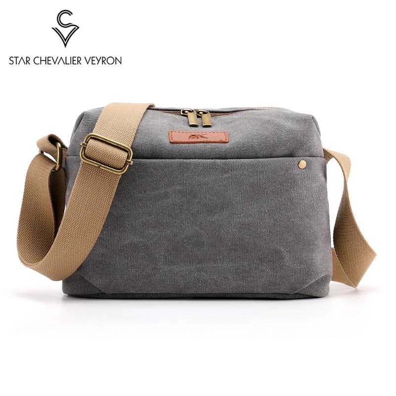 SCV 2020 Women Canvas Bags Shoulder Messenger Bag For Women Small Square Package Totes Bag Travel Shoulder Bag Crossbody Bag Sac