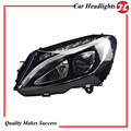 Front Headlight Assy With HID & AFS Fit Car Mercedes- Benz C-Class W205 2015-2017 Xenon Lamp Adaptive System 2058203661/3761
