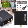 3,5 мм цифро-аналоговый аудио усилитель конвертера декодер оптического волокна коаксиальный сигнал в аналоговый стерео аудио адаптер