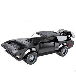 Sembo City транспортные средства скоростные чемпионы спортивная гоночная модель автомобиля строительные блоки супер гонщики фигурки Moc строительные игрушки Technic