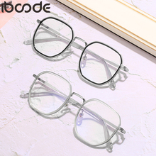 iboode Polygon Sunglasses Anti Blue Light