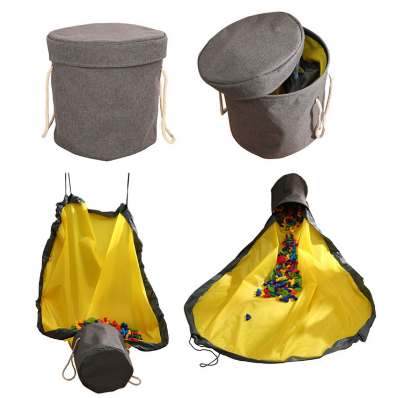 Pouch Practical storage Toys Play mat Portable Kids Toy Storage Bag and Play Mat Organizer Drawstring Pouch Practical-storage Toys Play-mat Portable Kids Toy Storage Bag and Play Mat Organizer Drawstring Container