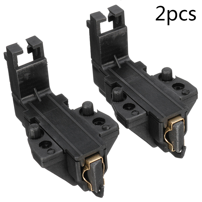 2Pcs Washing Machine Motor Carbon Brushes For Hoover Candy Aeg 5X13.5mm For Ceset, For Aeg, For Ariston, For Indesit,