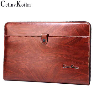 Image 1 - Celinv Koilm الرجال حقيبة صغيرة سعة كبيرة الرجال محافظ كبيرة الهاتف جيب بطاقة المرور عالية الجودة متعددة الوظائف بوس حقيبة يد للرجال