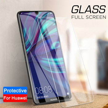 Перейти на Алиэкспресс и купить 9D закаленное стекло для Huawei Y5 Lite Y5 Y6 Y7 Y9 2019 Защитная пленка для экрана Huawei Y7 Y5 Y6 Y9 Prime 2018