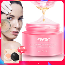 EFERO Remove Freckle Cream Skin Whitening Cream Repair Melasma Acne Dark Spot Pigment Melanin Moisturizing Serum Face Cream 1Pcs цена 2017