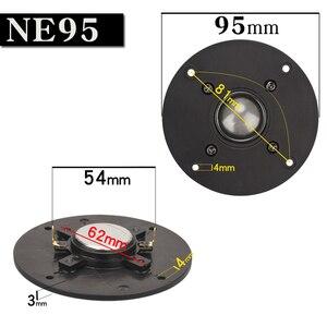Image 5 - HIFIDIY חי 2.5 3 4.5 אינץ הטוויטר רמקול יחידה neodymium חזק מגנט משי קרום 6OHM 30W ATreble רמקול NE66/70/74/80