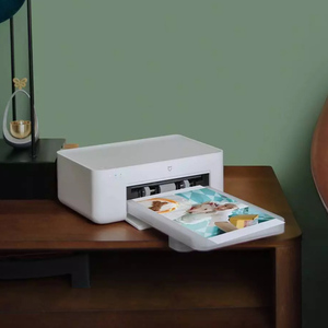Image 4 - Xiaomi Foto Printer Papier Set Warmte Sublimatie Fijn Herstellen Ware Kleur Auto Meerdere Draadloze Afstandsbediening Draagbare Printer