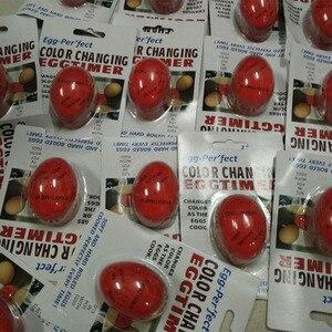 Image 5 - Yummy Temporizador de cambio de Color perfecto para huevos duros y suaves, utensilios de temporización para cocina, de resina ecológica, 1 Uds.