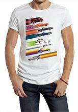 Cars T shirt cult Tv a team general lee kit bat mobile ghostbuster back 2 future