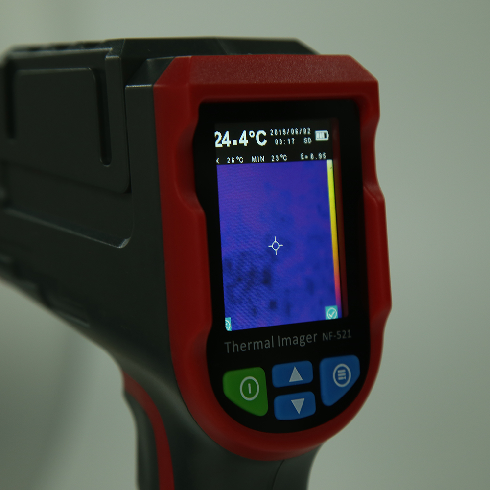 Digital Thermal Camera Made With ABS And Electronic Components Material 19