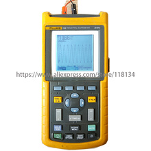 Nueva pantalla LCD Compatible para FLUKE 123/124/43B Fluke 123/124/125