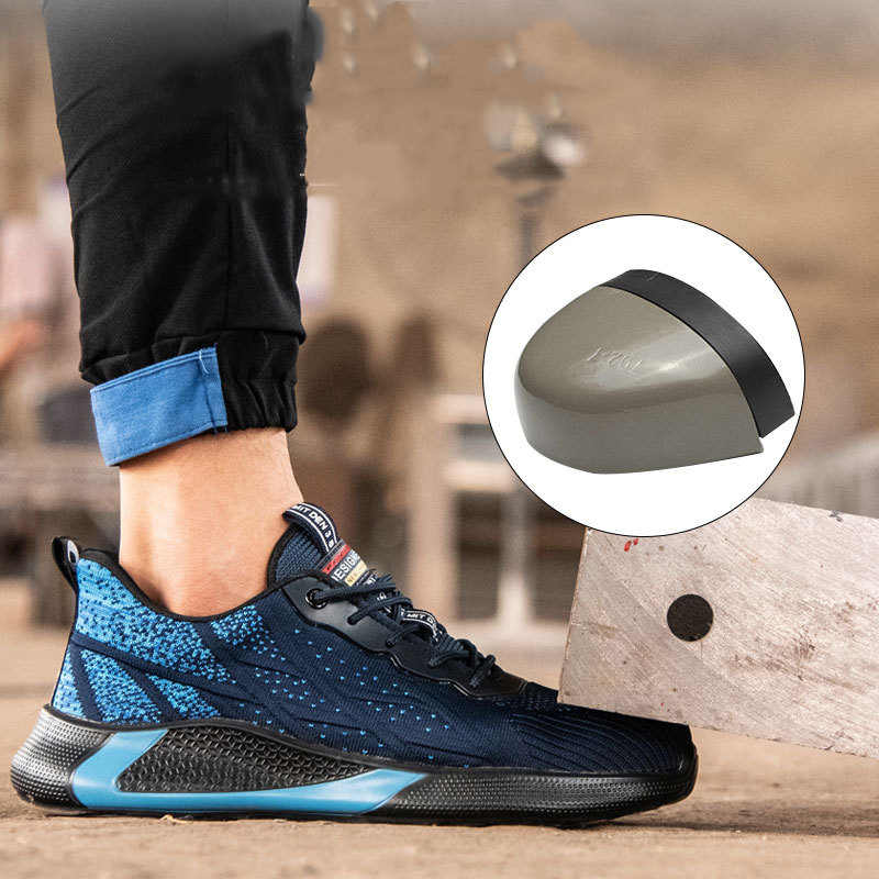 Steel Toe Cap Work Trainers Safety