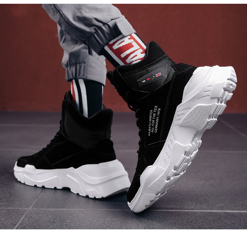 2019 Mens Shoes Casual Slip On Breathable Hot Sale Air Cushion Keep warm Sneakers Men Shoes Spring Shoes Outdoor Flats Shoes 38
