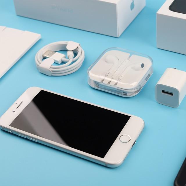 "Original Apple iPhone 7 Quad-Core IOS 4.7"" Smartphone 2GB RAM 32/128/256GB ROM 12.0MP Fingerprint Unlocked 4G LTE Mobile Phone 5"