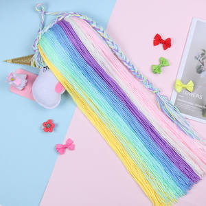 Belt Strip-Holder Hanging-Organizer Hair-Accessories Hairband Unicorn Storage Girls Barrette