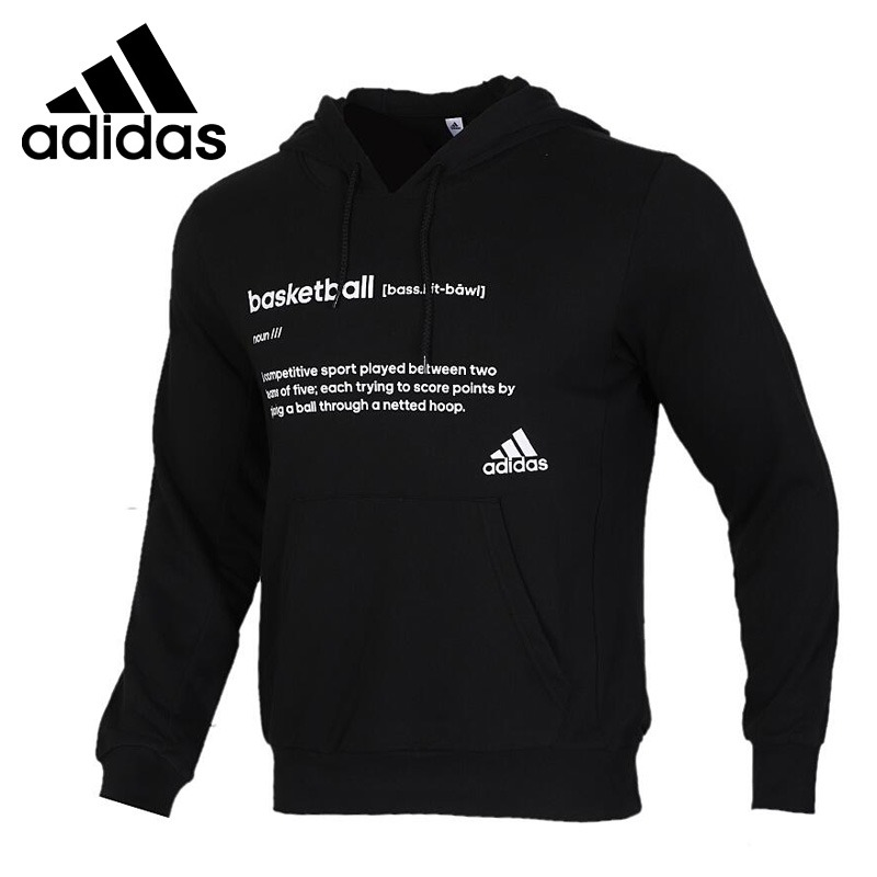 Original New Arrival Adidas DEFINITION HDY Men's Pullover Hoodies Sportswear