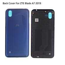 Back Battery Door For  ZTE Blade A7 2019 Back Battery Cover Rear Case Housing Cover Replacement For ZTE Blade A7 2019 Back Cover