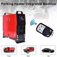 5000W Car Heater 12V/24V Air Diesels Heater Parking Heater Remote Control Fuel Air Heater for RV Motorhome Trailer Trucks Boats