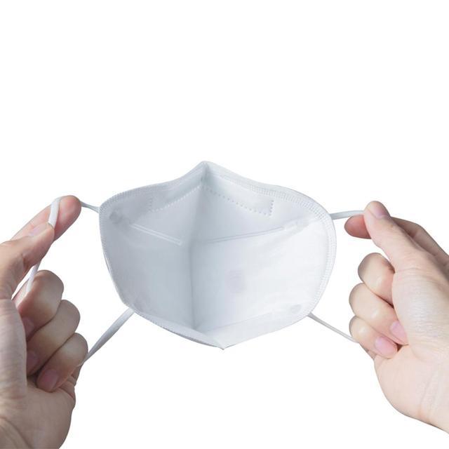 1PC Xiaomi Youpin KN95 Mask Antivirus Flu Anti Infection Masks Particulate Respirator PM2.5 Protective Safety Same as KF94 FFP2 4