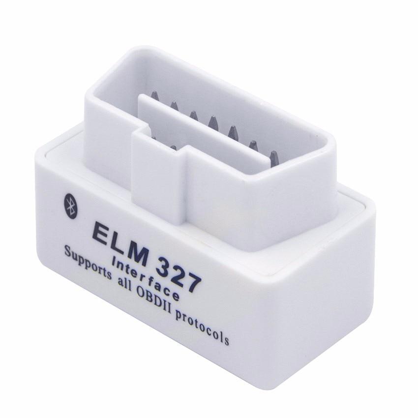 MIN ELM327 WHITE COLOR