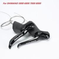 SENSAH STI 2*11 Speed Road Bike Shifter Lever Brake Bicycle Derailleur Groupset Compatible for Shimano 5800 6800 R7000 R8000