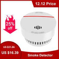 CPVan SM03 Rauchmelder rookmelder 10 jaar Sicherheit Feuer Schutz mit EN14604 CE Zertifiziert 85dB Feuer Alarm Detektor