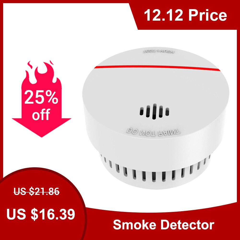 CPVan SM03 Smoke Detector Rookmelder 10 Jaar Security Fire Protection With EN14604 CE Certified 85dB Fire Alarm Detector