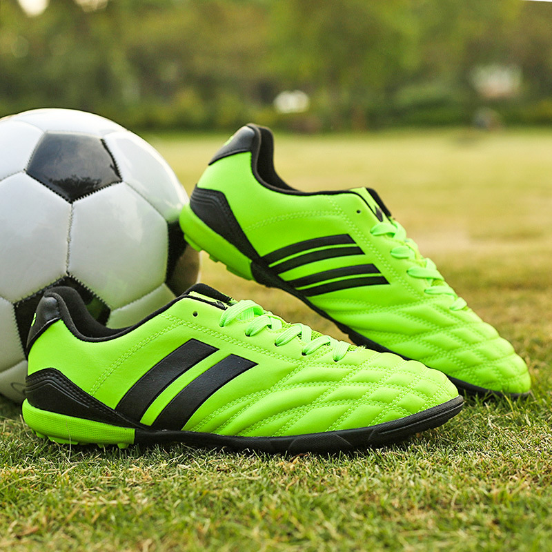 Soccer-Shoes Sports Boy Broken And Big Men Amazon Nails Tra Hot-Selling Men's