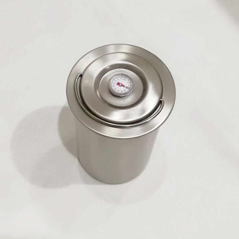Инструмент для бургеров из нержавеющей стали пресс для фарша инструменты с термометром кухонные инструменты