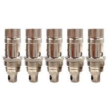 2021 New 5Pcs/Lot Replacement Atomizer BVC Coil Heads For Aspire Nautilus 1.6/1.8/2.1 Ohm